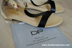 New sandals by Dorothy Perkins