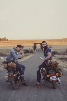 #boys #motorcycle #road