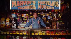 Marvin's Marvelous Mechanical Museum - Farmington Hills, Michigan  