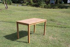 TEAK Tisch - massiver Tisch 70x120 - NEU in Garten & Terrasse, Möbel, Tische   eBay