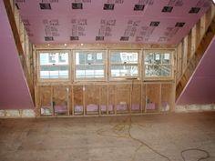 gambrel roof shed dormer
