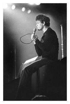 Lou Reed at Jazz Bilzen, 1977