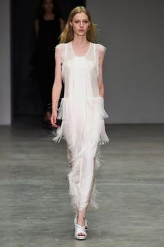 Calvin Klein Collection Spring 2014 http://www.renttherunway.com/designer_detail/calvinkleincollection Repin your favorite #NYFW looks to get them from the Runway to #RTR!