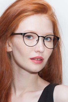 Outline - model image Lunette De Vue, Cheveux Roux, Belle Rousse, Coiffure, fe5c3593d754