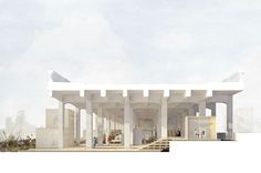 HASA Architects  PROPOSAL FOR A CREATIVE WORKSPACE