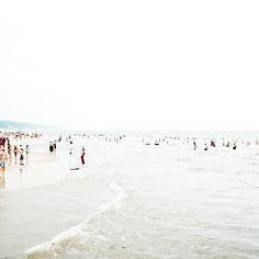 Large Beach Photography 24x30 beach photo modern by kimberlyblok