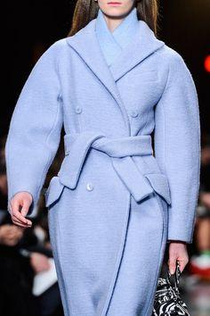 Carven -- Blue Coat