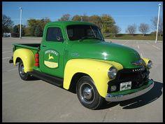 1954 Chevrolet 3100 Pickup  #Mecum #KansasCity