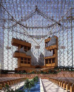 Crystal Cathedral, Garden Grove, Orange County, California, USA