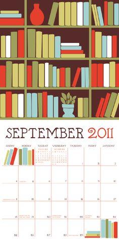 Book Nook, Sep 2011