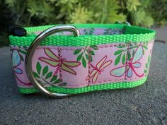 dragonfly dog collar | Dog collars, Collars and Dogs on Pinterest