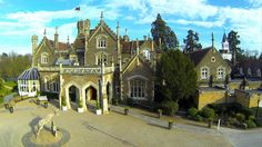 Oakley Court Hotel: The Rocky Horror Picture Show. Astrogeographic position: though it may seem a bit old & traditionalistic the astrogegraphic coordinate in emotional water sign Cancer sign of feeling at home, emotional authenticity, pregnancy, fertility and feeling at home is combined with highly energetic, nagnetic, royal fire sign Leo sign of emotional self-expression & sexuality make it a vivid and positive site and omen for having children. FL 4.