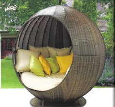 Maze rattan apple day bed                                                                                                                                                                                 More