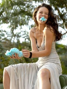 Evangeline Lilly media gallery on Coolspotters. See photos, videos, and links of Evangeline Lilly. Evangeline Lilly, Liv Taylor, Lingerie Pictures, Famous Women, The Hobbit, Beautiful Actresses, Beautiful People, Beautiful Women, White Dress