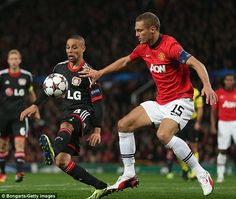 Vidic have been missing in action for United this season