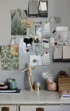 20x Moodboards in huis - everythingelze.com