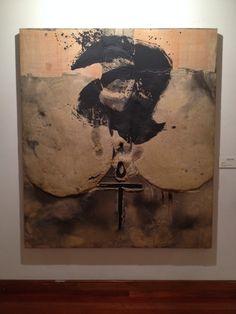 Antoni Tapies Museo Botero Bogotá @SorayARTgallery