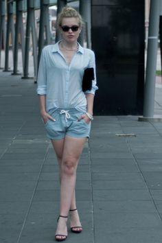 Red Reiding Hood: OUTFIT / THE BLUES  http://redreidinghood.blogspot.com/2012/05/outfit-blues.html