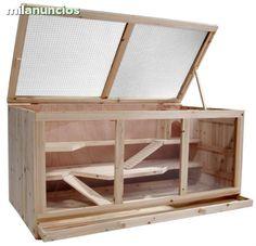 MIL ANUNCIOS.COM - Jaula conejo. Compra-venta y regalo de mascotas jaula conejo