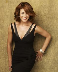 Kate Walsh- I did this hair for abc photoshoot