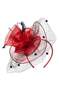 10e536271e68d Nordstrom Dot   Feather Fascinator Headband