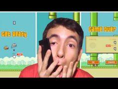 Coisas que Jogadores de Flappy Bird Falam