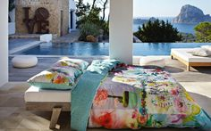 Flower Bomb by Essenza Bedding