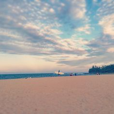 #isjon_isgood The coast with the most  #sunshinecoast #sunset #surf #beach #isjonisgood #queensland #clouds #sand #perfectday
