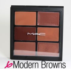 First Look: MAC PRO Lip Palette in 6 Modern Browns