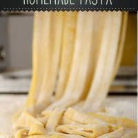 We'll show you how to make the best homemade pasta recipe. Check these quick and easy recipe tips on how to make pasta whenever you please- right at home! Easy 5, Quick Easy Meals, Easy Homemade Pasta Recipe, Us Foods, Step By Step Instructions, Food Hacks, Pasta Recipes, Fresh, Kitchen