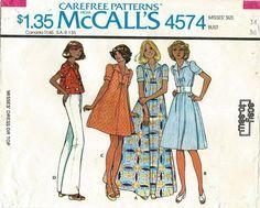 McCall's 4574