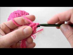 How to Triple/Treble Crochet - YouTube