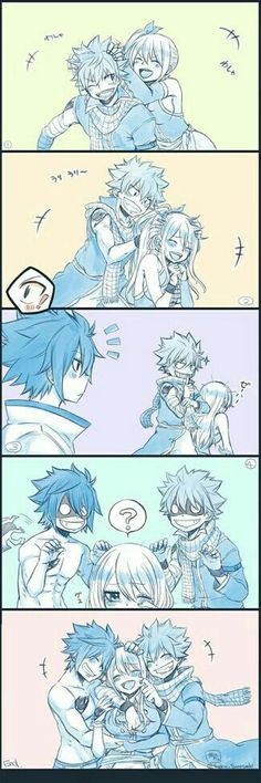 22 Ideas Funny Anime Couples Nalu For 2019 Fairy Tail Lucy, Fairy Tail Nalu, Fairy Tail Meme, Fairy Tail Ships, Fairy Tail Fotos, Fairy Tail Comics, Fairy Tail Guild, Fairy Tail Couples, Fairy Tail Family