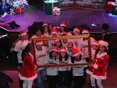 Les Disney VoluntEARS offrent un noël à 250 enfants du Val d'Europe - 2015