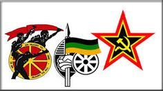 Due to the oppression to human kind and human rights suppression exerted by the National party, the accused went on to engage in the politic of South Africa through joining the African National Congress and SACP. African National Congress, Oppression, Logos, Human Rights, South Africa, Image, Party, Logo, Parties