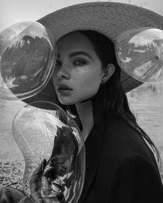 Interesting Faces, Beautiful Women, Instagram, Lady, Model, Photography, Bubble, Portraits, Magazine