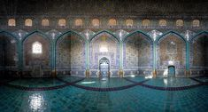 Incredible and Colorful Mosque 7 – Fubiz™ арабский орнамент
