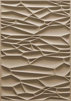 geometrische Struktur - Dry von Marcel Wanders