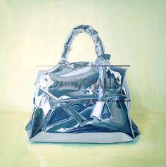 wrapped purse by Gemma Gené