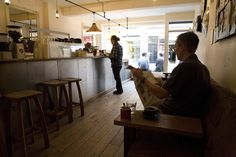 Tapped & Packed | Coffee in London