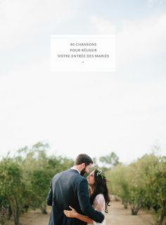 40 chansons pour réussir votre entrée des mariés par Dance Police - A découvrir sur le blog mariage www.lamarieeauxpiedsnus.com