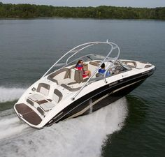 Yamaha 242 Limited S. A great boat, mainly love the back to recline, tan, and drink some Seagram's. B)