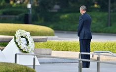 Hiroshima Memorial, Japan | President Barack Obama has done more traveling in his eight years in office than most of us will in a lifetime.