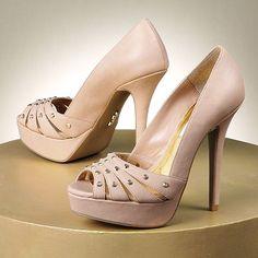 43efd3adaa32 Jennifer Lopez Peep-Toe Platform High Heels - Women. Kohl s