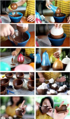 Perfect use for Kefier ice cream! What creative ways do you use yours?