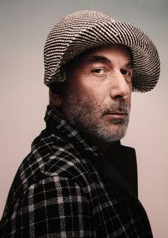 Ron Arad industrial designer, artist, and architect.