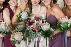 Photography: Haley Sheffield - haleysheffield.com  Read More: http://www.stylemepretty.com/2015/06/17/a-stunning-burgundy-wedding-in-brooklyn/