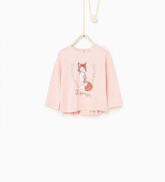 Image 1 de T-shirt animal de Zara