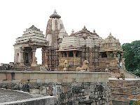Templos de Khajuraho (India)