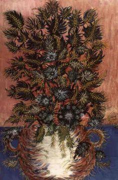 From the Douanier Rousseau to Séraphine - The Great Naïve Masters Henri Rousseau, Kandinsky, Modern Artists, French Artists, Claude Monet, Monuments, Collages D'images, Modern Primitives, Critique D'art
